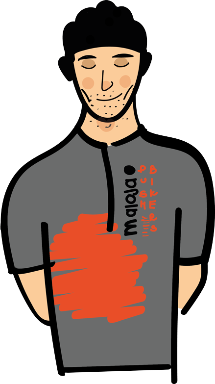 Achtenberg Maloja Pushbikers Road Team