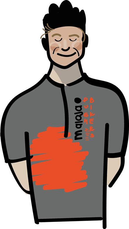 Bichlmann Maloja Pushbikers Road Team