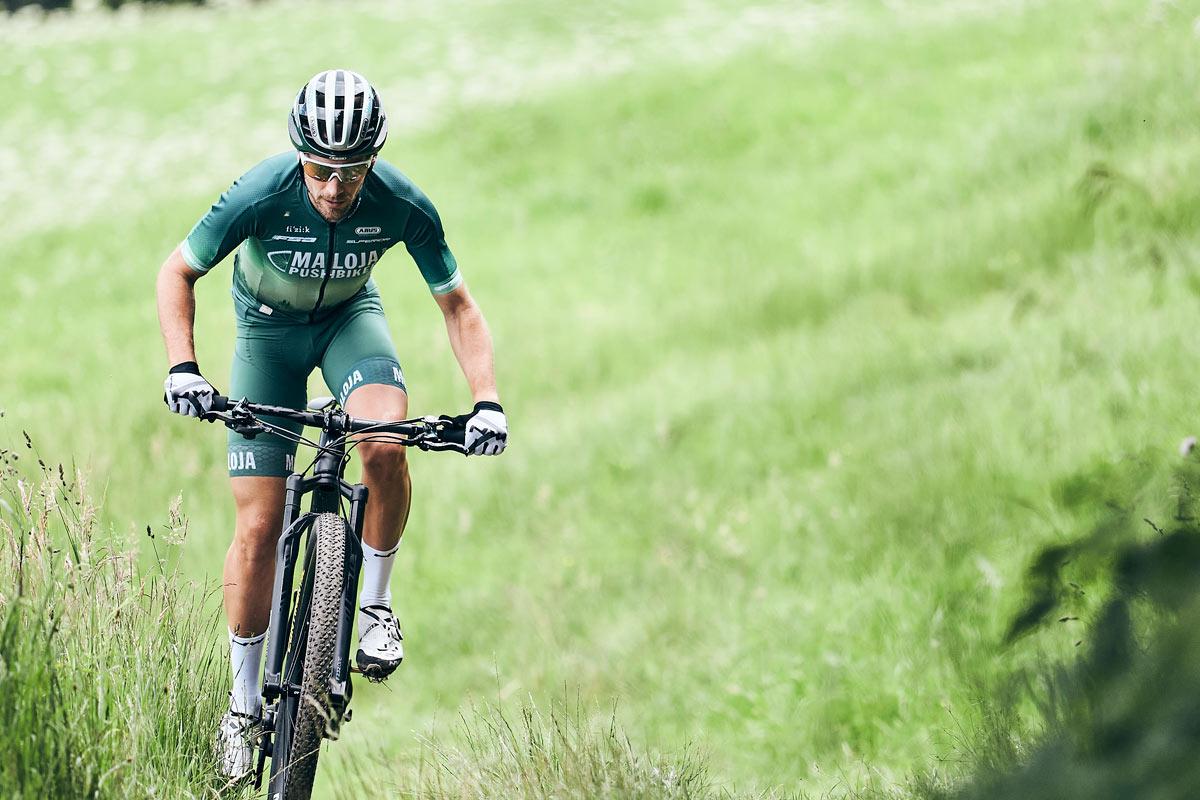 World Cup XCO Bike Maloja Pushbikers MTB
