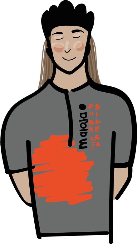 Benko Barbara Pushbikers MTB Team