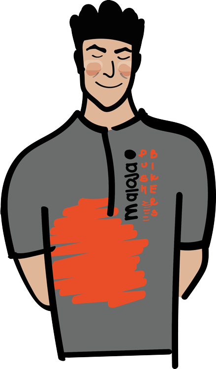 Giger Fabian Pushbikers MTB Team