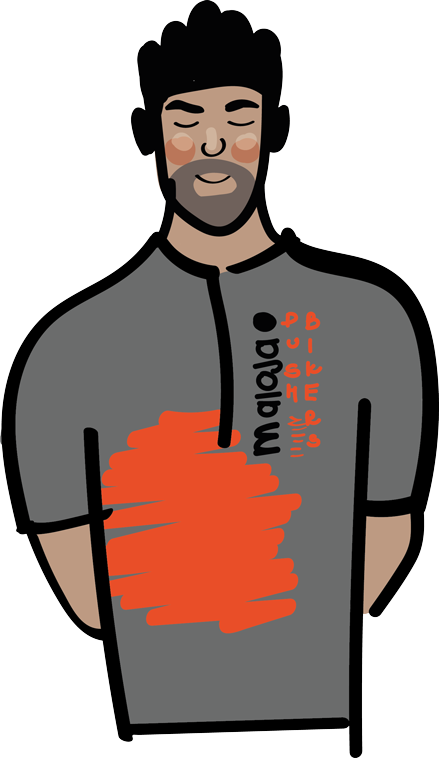 Haimy Shlomi Pushbikers MTB Team