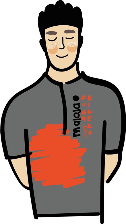 Vastl Jan Pushbikers MTB Team